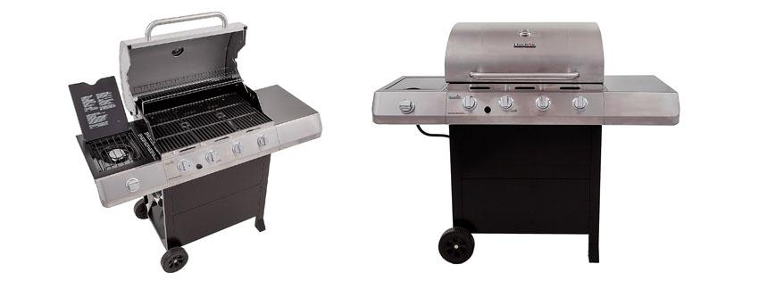 Char-Broil Classic BTU Burner Gas Grill