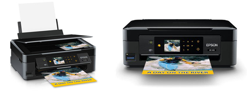 Epson Expression XP Wireless Color All-in-One Inkjet Printer