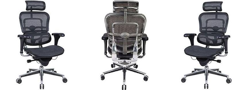 Ergohuman ME ERG W0W Swivel Chair