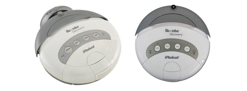 iRobot Roomba Discovery Vacuuming Robot