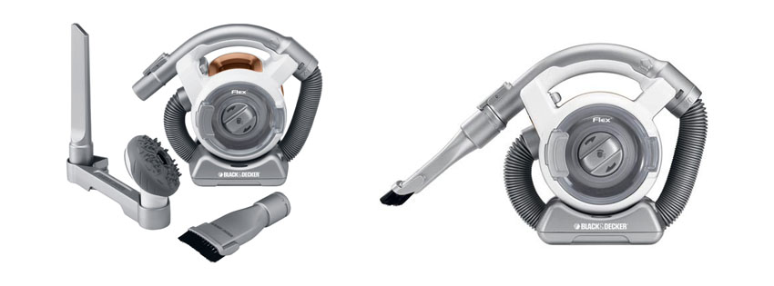 Black Decker FHV Flex Vacuum Cordless Ultra Compact Vacuum Cleaner