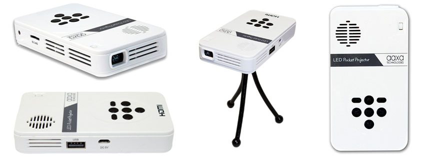 AAXA LED Pico Projector