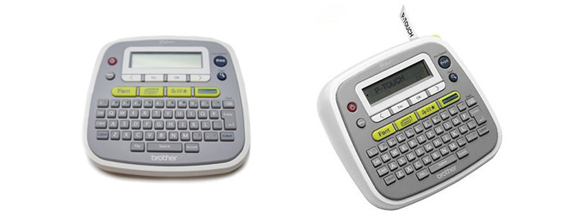 Brother Easy Handheld Label Maker PTH