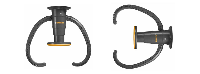 Gladiator GarageWorks Claw Advanced Bike Storage v