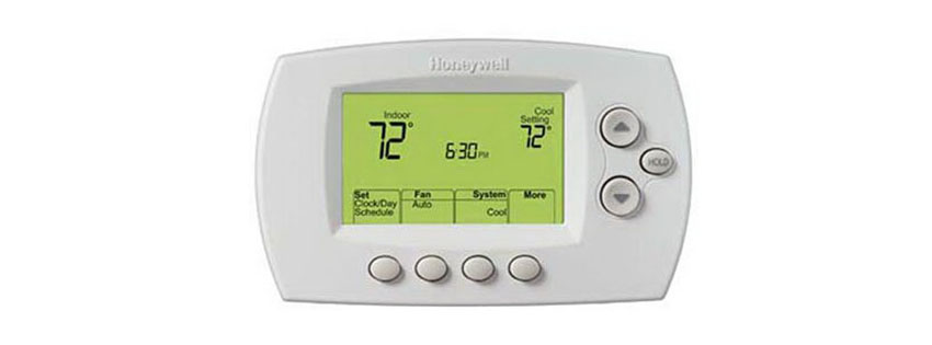 Honeywell RTH WF Wi-Fi Day Programmable Thermostat