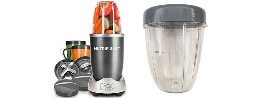 Magic Bullet NutriBullet Piece High Speed BlenderMixer System