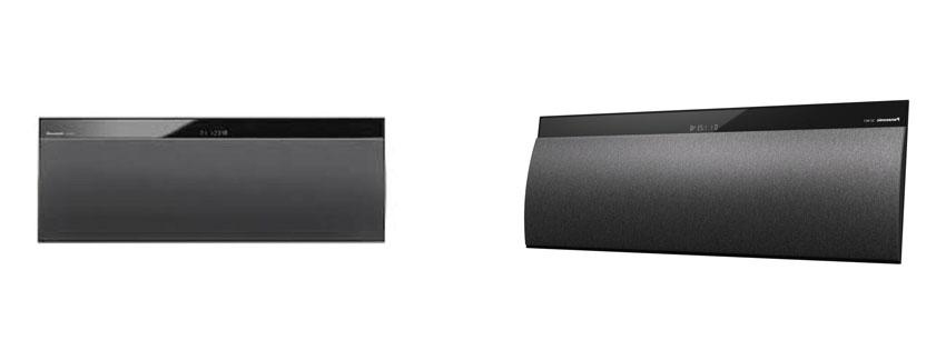 Panasonic SCNE Compact Wireless Speaker System
