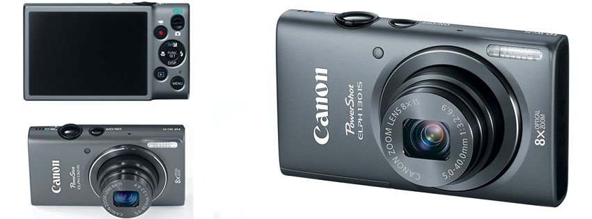 Canon PowerShot ELPH IS MP Digital Camera