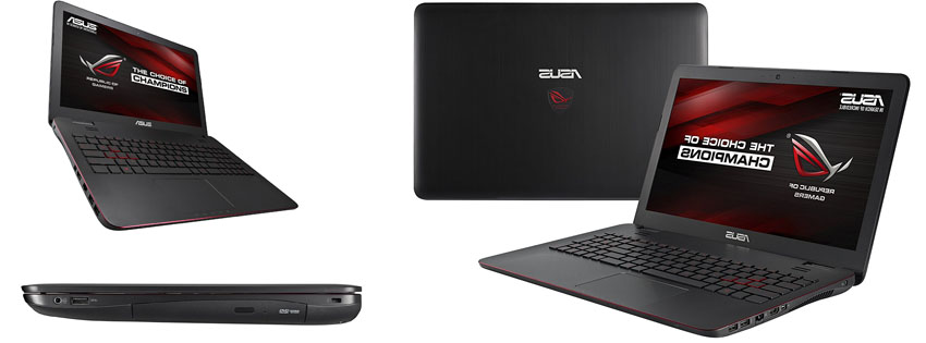 ASUS ROG GL551JW-DS71 15.6-Inch FHD Laptop