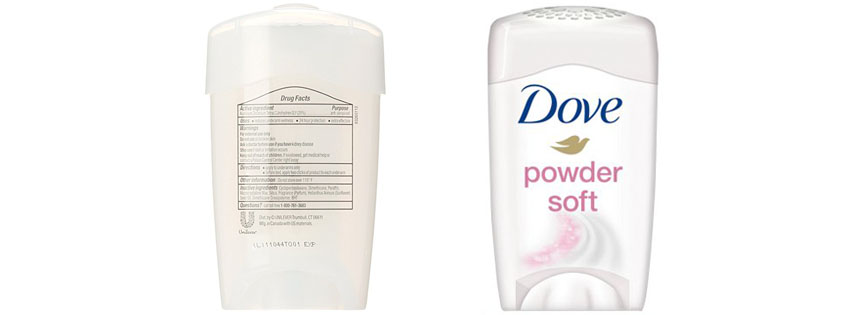 Best Dove Deodorant Clinical Powder Soft
