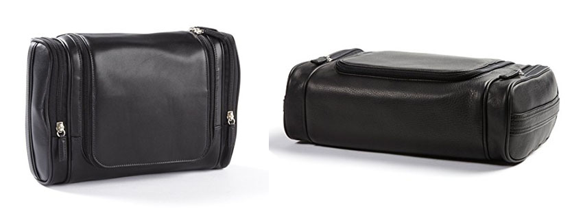 Best Leatherology Multi Pocket Toiletry Kit