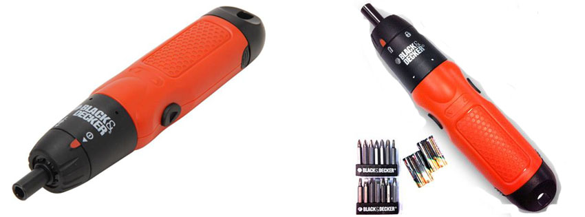 Black & Decker AS6NG Alkaline Screwdriver