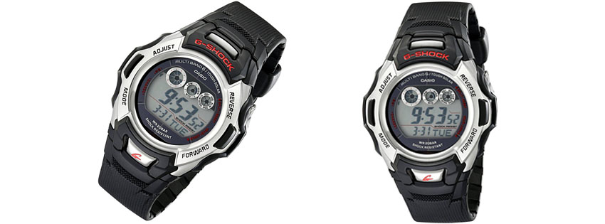Casio G Shock Atomic Solar