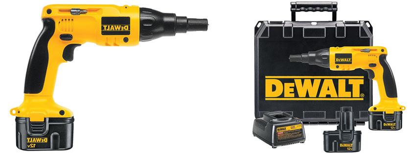 DEWALT DW979K-2 Cordless DrywallDeck