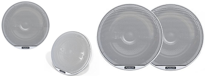 Fusion Entertainment SG-F65W 230W Coaxial Speaker