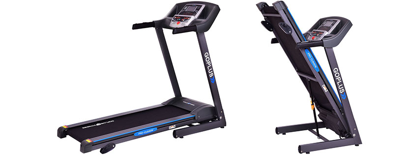 GoPlus HP Folding Treadmill