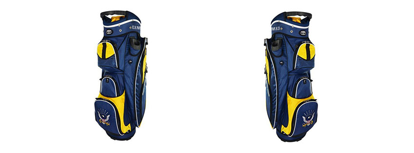 Hot-Z Golf US Navy Cart Bag
