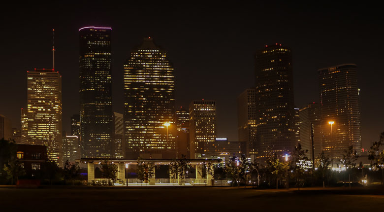 Population of Houston