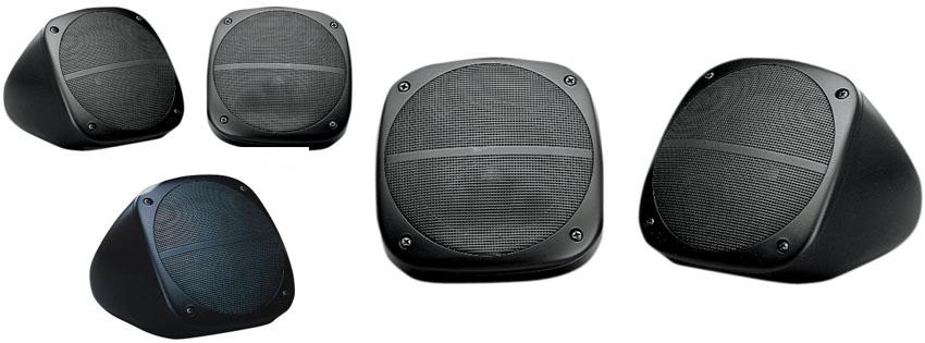 Surface Mounted Car Speakers Uk