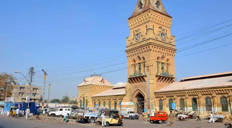 Population of Karachi