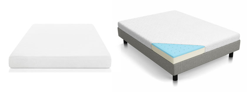 Top 10 Best Memory Foam Mattress 2018 Reviews [Editors Pick]