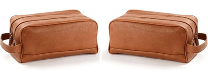 Leatherology Toiletry Bag