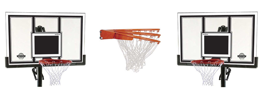 Lifetime 71525 Height Adjustable Basketball System