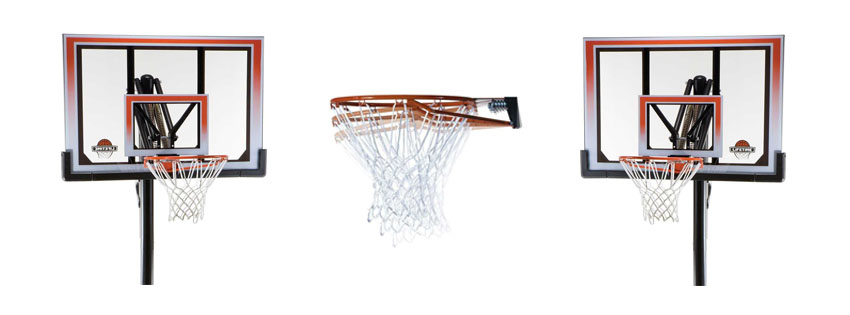 Lifetime 71799 Height Adjustable Basketball System