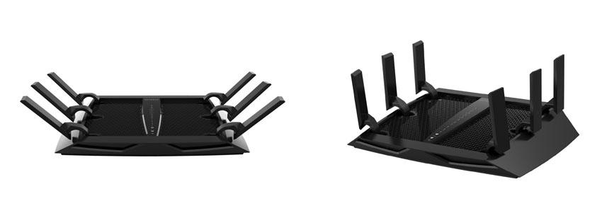 NETGEAR Nighthawk X6 AC3200 Wi-Fi Router (R8000)