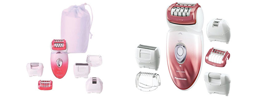 Panasonic ESEDP Ladies Shaver