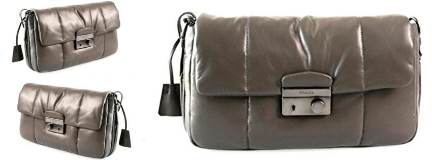 Prada Women's Brown Leather