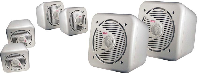 Pyle PLMR63 Pair 200 Watt Speakers