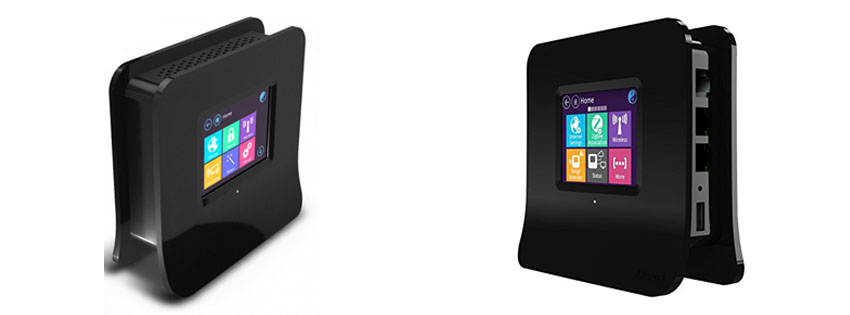 Securifi Almond 2015 Touchscreen Router Range Extender