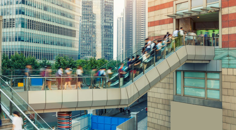 Population of Shangai