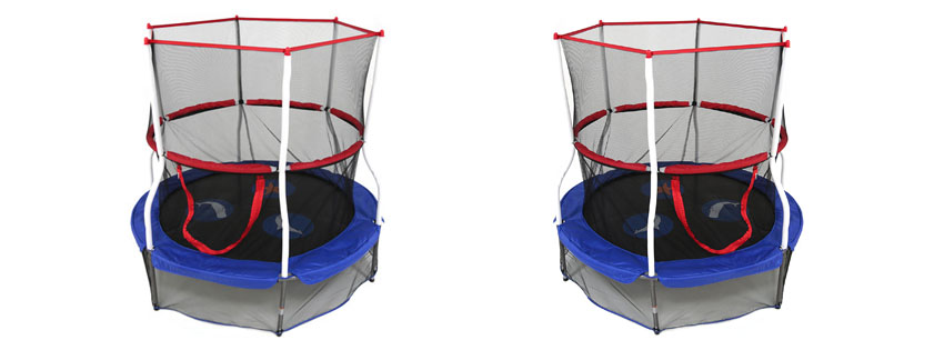 Skywalker Trampolines – Padded Enclosure System