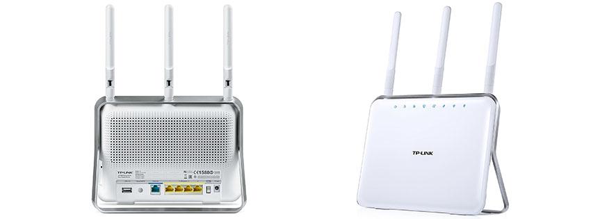 TP Link Long Range Wi Fi Router