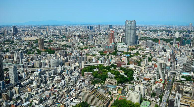 Tokyo Population