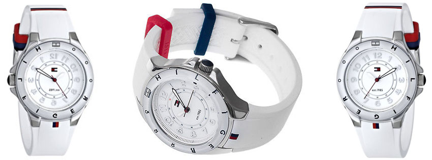 Tommy Hilfiger Women's 1781271 Stainless