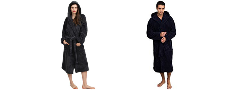 Towel Selections Super Soft Bathrobe