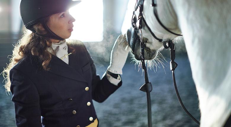 horse riding dress