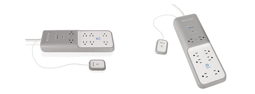 8-Outlet Conserve Surge Protector