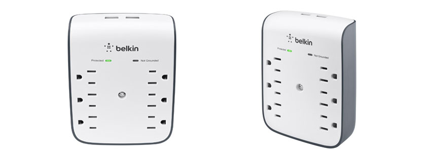 Belkin SurgePlus 6-Outlet Surge Protector