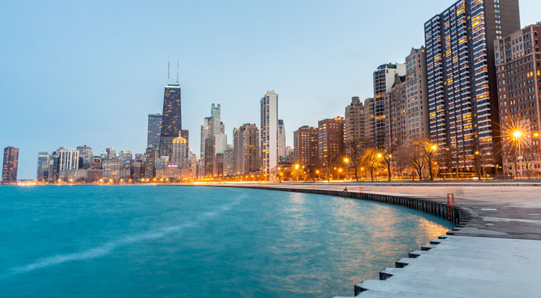visit Chicago to enjoy in summer