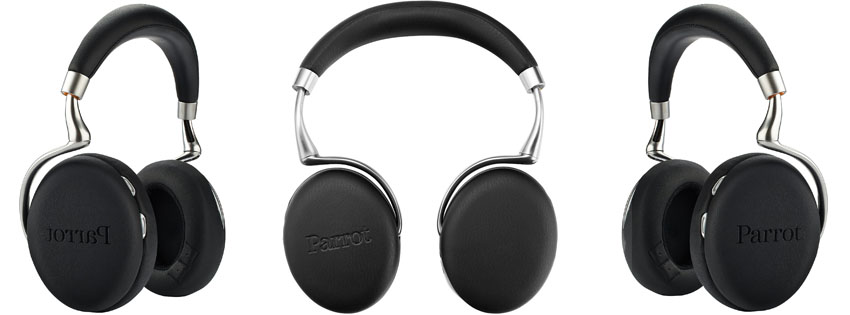 Parrot Zik 2.0 Wireless Cancelling Headphones