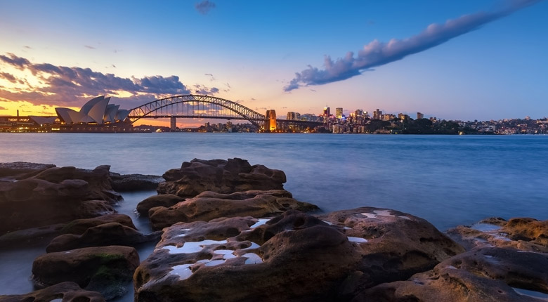 spend new years eve in sydney