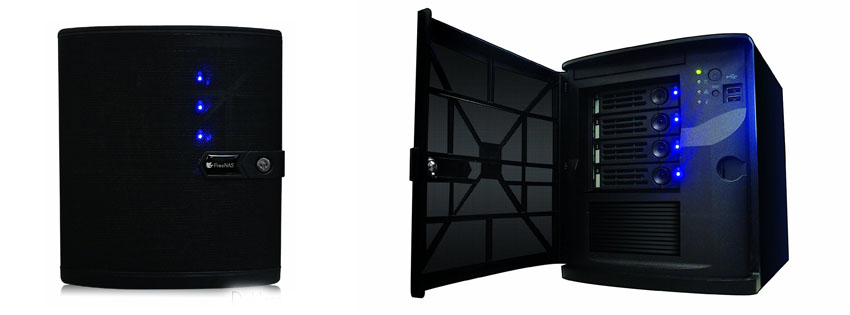 FreeNAS Mini Network Attached Storage