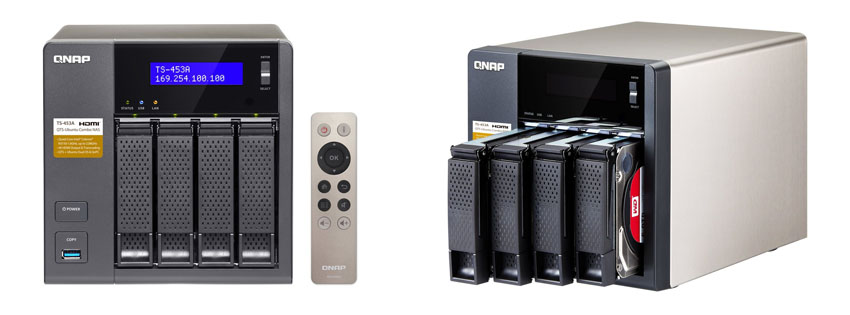 QNAP TS A Bay Professional Grade Network Attached Storage
