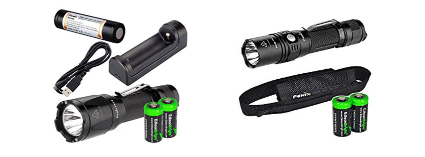 Fenix PD Flashlight