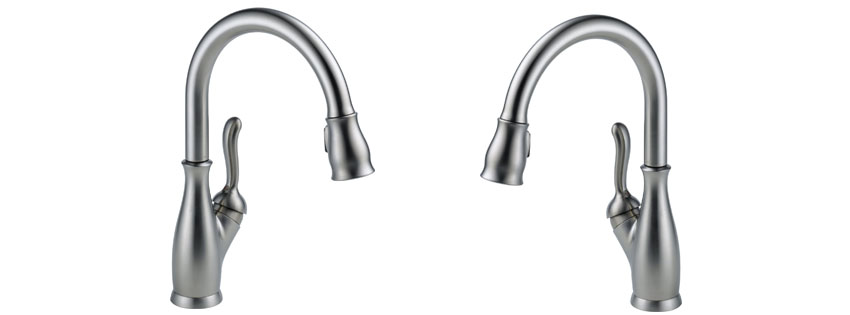Delta Faucet Leland Single-Handle Pull-Down Faucet