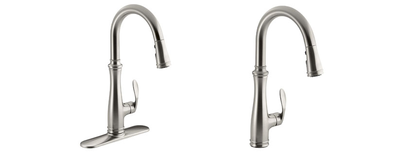 Pull Down Kitchen Faucet Bargain